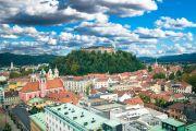 Capodanno A Lubiana, Slovenia