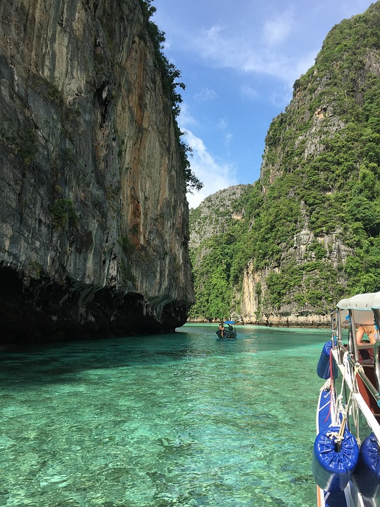 phi phi islands thailand1